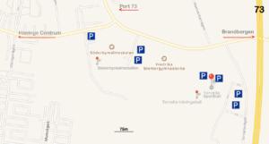 karta över boende
