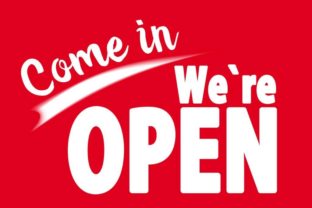 Anmälan öppen